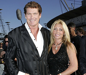 David Hasselhoff's Wife Asks Fans to 'Save' His Life