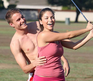 DeAnna Pappas Tees Off with New Boyfriend