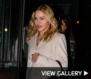 Madonna Hitched?