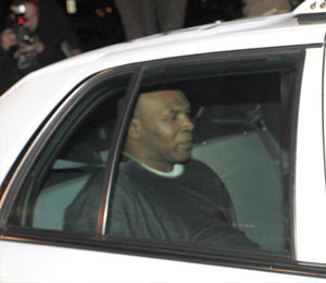 Mike Tyson Arrested After Punching Photog