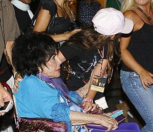 PHOTO: Jackson Kids Party with Liz Taylor
