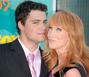Kathy Griffin Mourns the Loss of Levi Johnston!