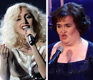 Lady Gaga Would 'Love' to Work with Susan Boyle