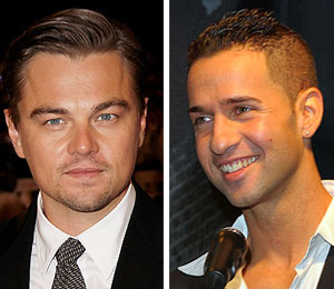 Leo DiCaprio to The Situation: 'GTL Baby!'