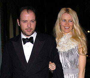 Claudia Schiffer Expecting Baby #3