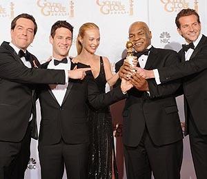 Stars Talk Sequels at Golden Globes
