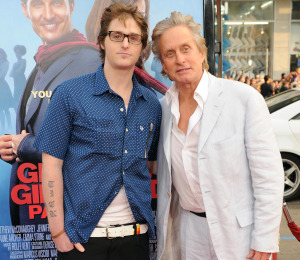 Michael Douglas' Son Could Get 10 Years in Prison