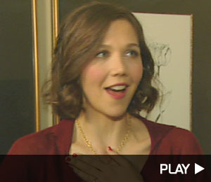 Maggie Gyllenhaal Wakes Up to Oscar Nomination -- and Pancakes!
