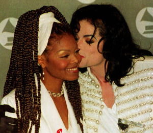 Janet and Michael Duet in 'We Are The World' Remake