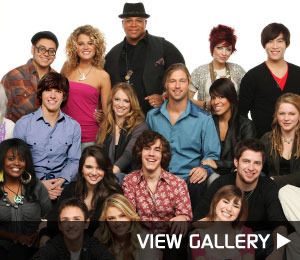 Photos! The 'American Idol' Season 9 Top 24