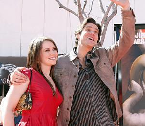Jim Carrey's a Grandpa!