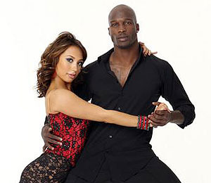 'DWTS' Chad Ochocinco's Says He's Gonna Bare It All!