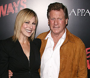 Ryan O'Neal and Daughter Tatum Reconcile