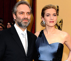 Winslet and Mendes 'Just Grew Apart'