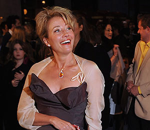 Guess Who Emma Thompson Brought as Her Premiere Date?