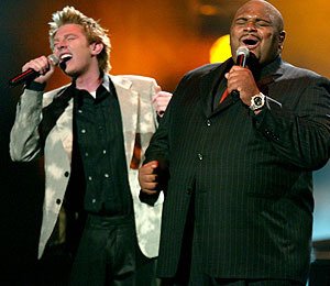 Clay Aiken and Ruben Studdard... Together Again!