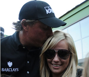 Masters Champion Phil Mickelson's Wife Amy's Brave Battle