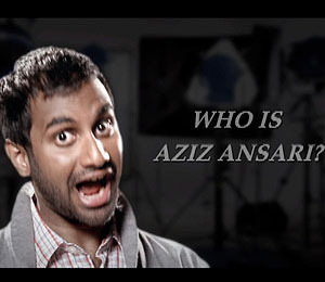 MTV Movie Awards: Who Is Aziz Ansari?