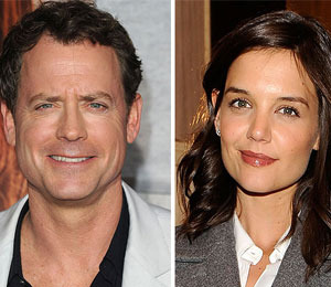 Greg Kinnear and Katie Holmes to Star as 'The Kennedys'