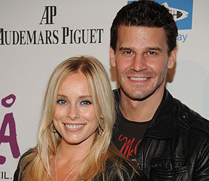 David Boreanaz Admits to Cheating on His Wife