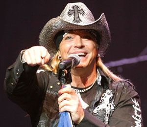 Bret Michaels to NYC for 'Apprentice' Finale