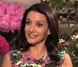 Kristin Davis: Not Such a Goody-Goody