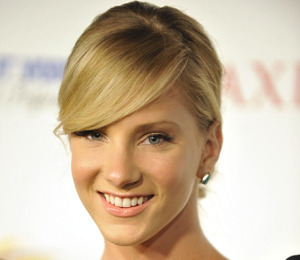 'Glee' Star Not 'Ashamed' of Her Nude Pics