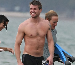 Hollywood's Hottest Beach Bods!