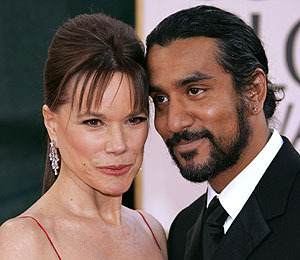 Naveen Andrews and Barbara Hershey Call It Quits