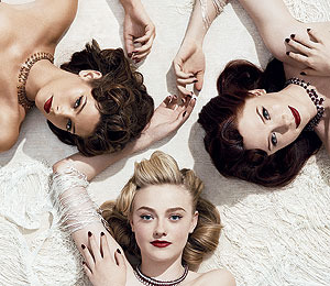 Photo! The Girls of 'Twilight'