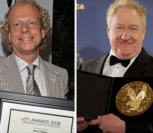 And the Oscars Go to... Bruce Cohen and Don Mischer