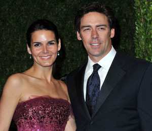 Vote! Should Angie Harmon's NFL Husband Star on Her Show?