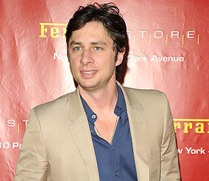 Zach Braff Is No 'Jersey Shore' Kid