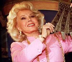 Zsa Zsa Gabor Recovering from Hip Surgery