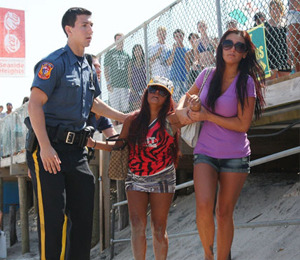 Pic! Snooki Popped by Jersey Cops!