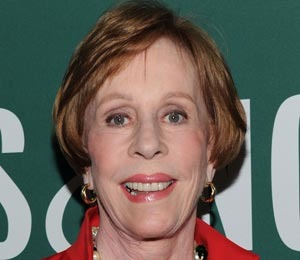 Carol Burnett to Make 'Glee'ful Return to TV!