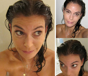 Photos! Teri Hatcher Slams Critics by Going Makeup-Free