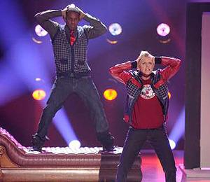Watch! Ellen DeGeneres Dances on 'SYTYCD'!