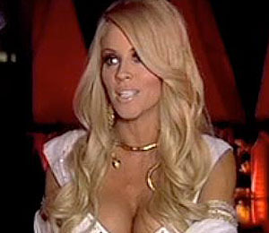 Jenny McCarthy Gets Wild in Sin City