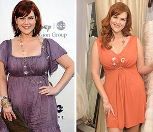 Pic! Sara Rue Loses 50 Pounds