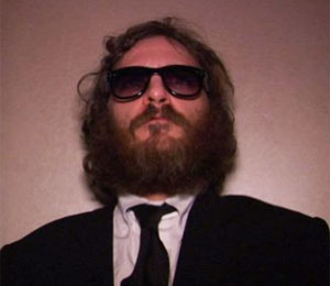 Trailer! Joaquin Phoenix in 'I'm Still Here'