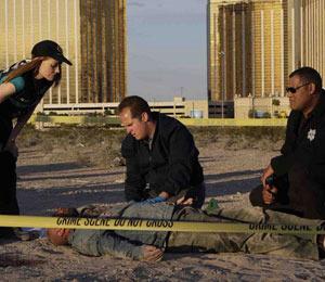 'CSI: Crime Scene Investigation' (CBS)