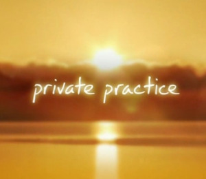 'Private Practice' (ABC)