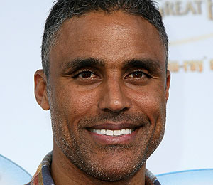 'DWTS' Contestant Rick Fox Already Too Swift