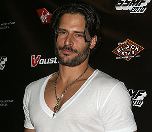 Joe Manganiello: 'I Shoveled Sand & Gravel' Before 'True Blood'