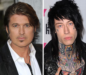 Billy Ray Cyrus and Son to Hunt UFOs