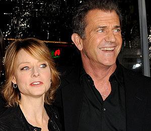 Jodie Foster Hearts Mel Gibson