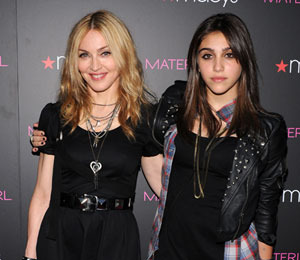 Madonna and Child: Material Girls