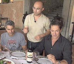 'Extra' Raw: Taste of Tuscany