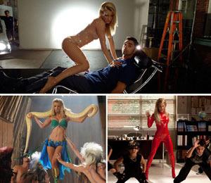 John Stamos Tweets a Peek of Britney's 'Glee' Episode